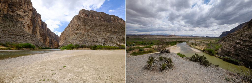 Big Bend National Park Santa Elena Canyon