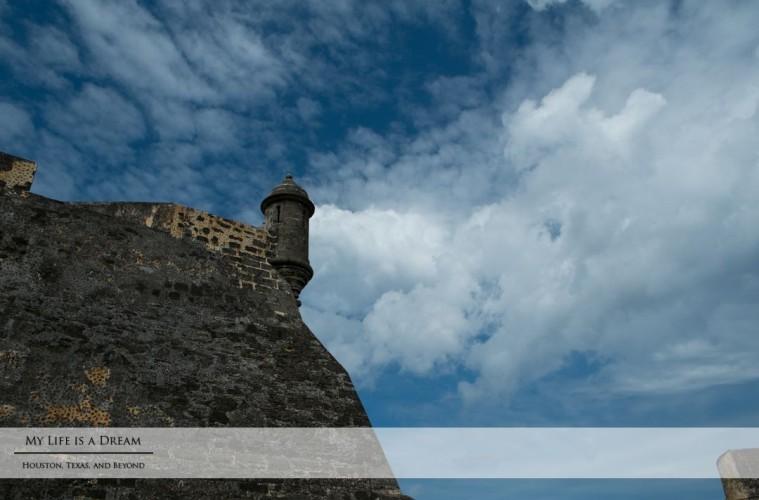 San Cristobal Fort, San Juan