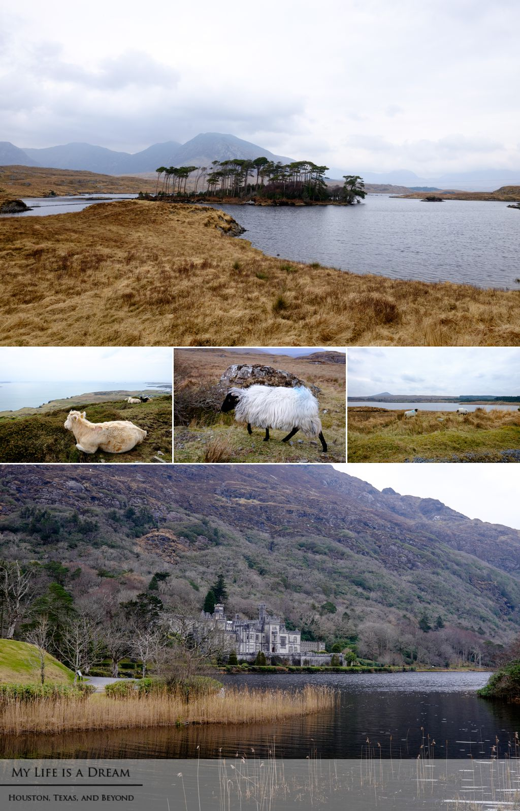 Connemara Peninsula, ireland