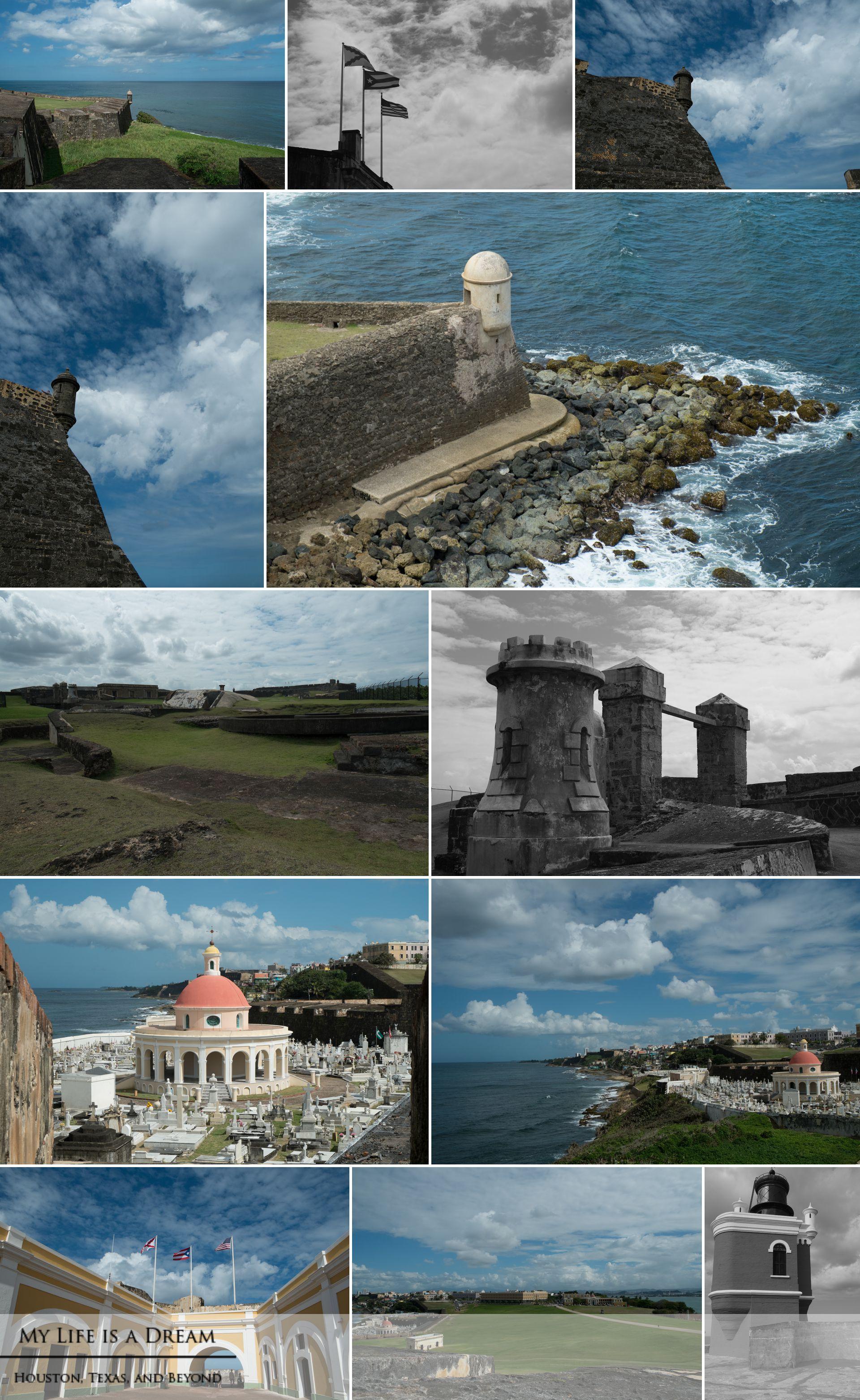 Fortaleza San Cristobal and El Morro, San Juan
