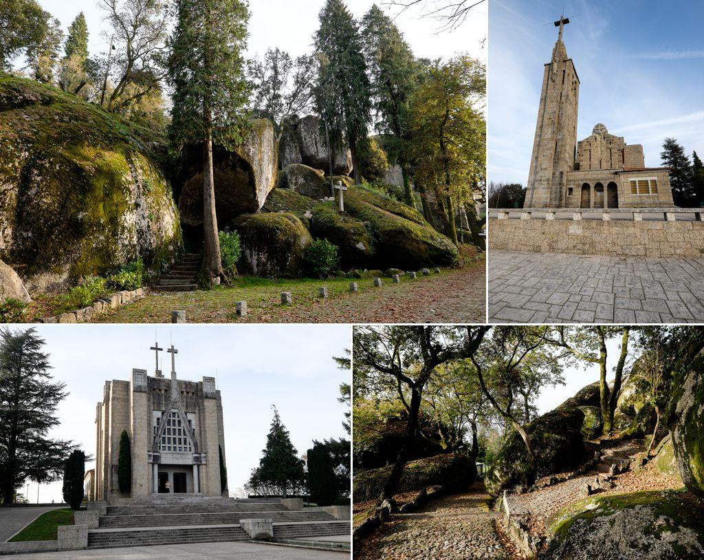 Guimaraes - Santuario da Penha