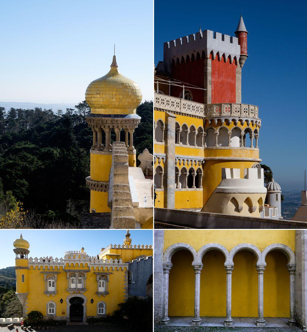 Palacio de Pena - Sintra